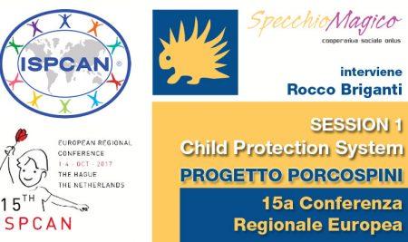 Specchio Magico interviene a ISPCAN Conferenza Regionale Europea
