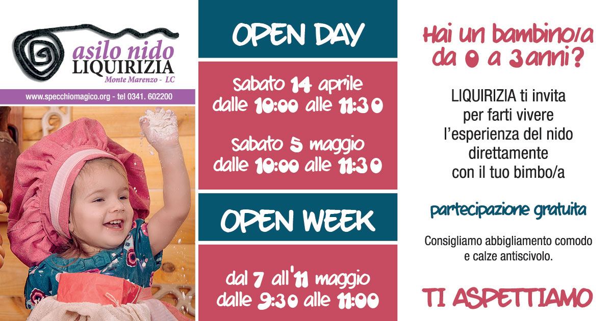 Open day Liquirizia